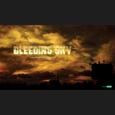 Swifts And Bleeding Sky – Sad Patriotic Poems