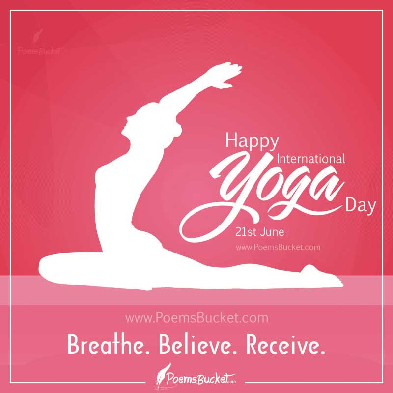 Best Happy International Yoga Day Wishes 21 June 2016