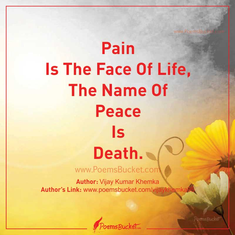 Life Quotescom Cool The Name Of Peace Is Death  Life Quote