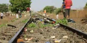 Jannat Se Ghar Kaise Door Ho Gaya - Aurangabad Railway Accident Shayari