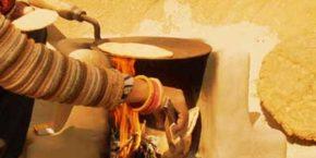 Chulhaa Maa Aur Main - Maatr Prem Par Hindi Kavita
